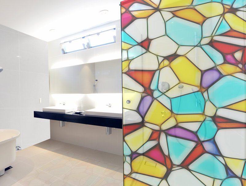 מדבקת קיר | מדבקה לזכוכית | ויטראז'